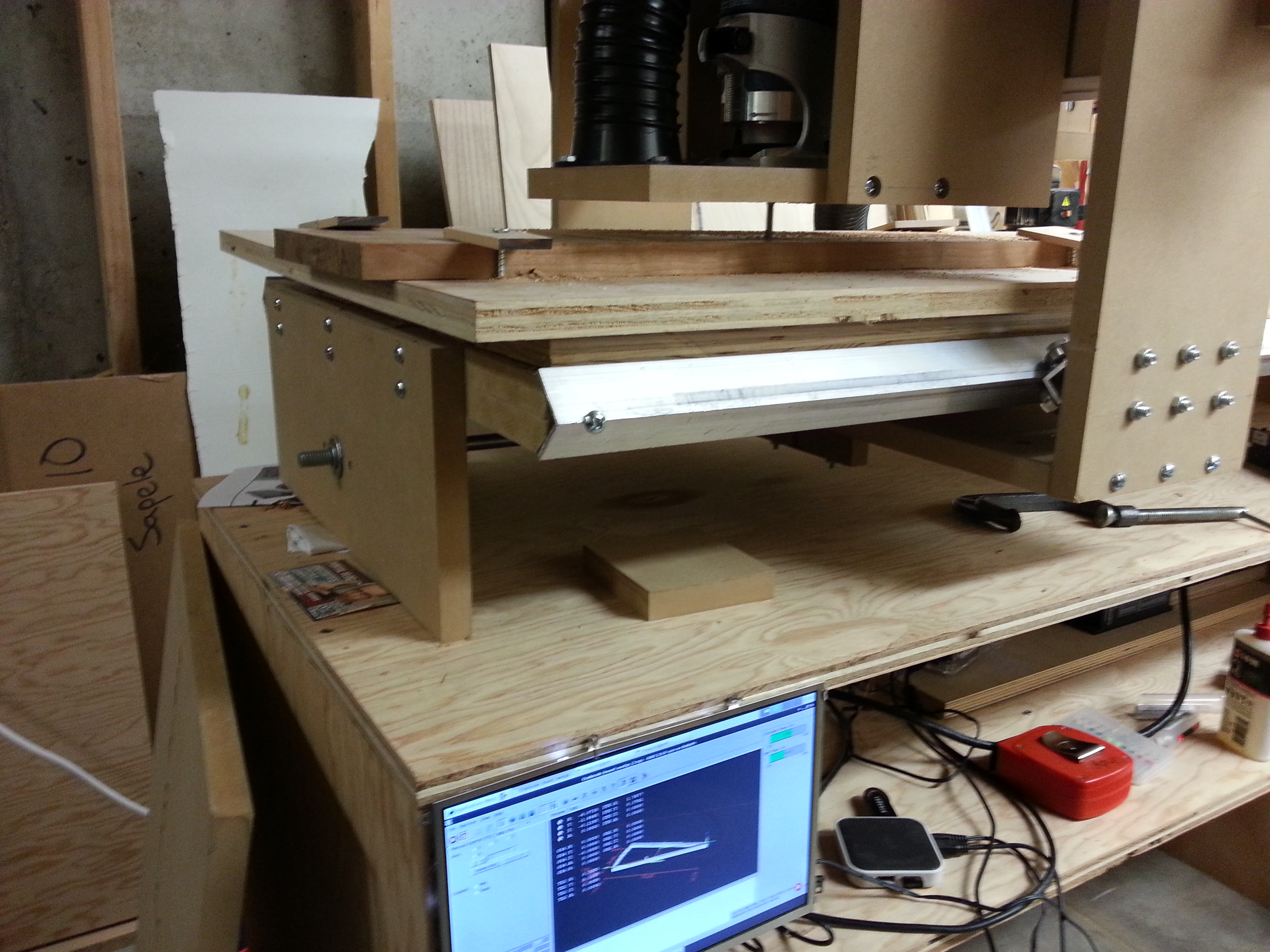 A Tale of Two CNC Routers (Part 1) – Fort Collins Creator Hub
